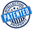 Patented Intellectual Property icon